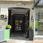 BEST WESTERN  Le Patio Saint Antoine Foto