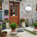 Guest House Front Door
