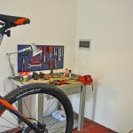 Bike house private for bikers