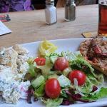Devon Crab for lunch.