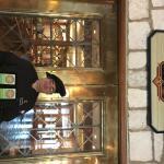 Chef Isaac Eckstein with 2015 & 2016 TripAdvisor Awards
