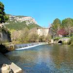 Vidourle river