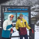 4,235ft up at Killington Peak