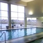 Pool at Holiday Inn express Mankato MN