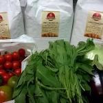 Solo farine e prodotti di qualità troverete da Altrapizza a Matera!!!! (Consultate il sito Biola