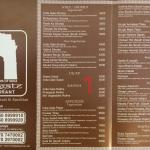 Menu.. just for info