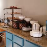 Complimentary breakfast - wide variety of options for the whole family