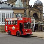 'Red bus' tour Buxton