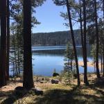 Lake Como Foto