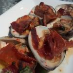 Clams Casino at Outriggers Restaurant, Stratford, CT