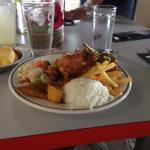 Foto de Zeezicht Restaurant