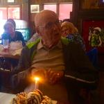 A Very Happy 89-year-old!
