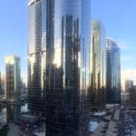 Window View - Bonnington Jumeirah Lakes Towers Photo