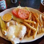 Fried Chicken Sandwich.