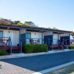 Lovely little motel cabin