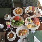 City Seasons Al Hamra Hotel Abu Dhabi Foto