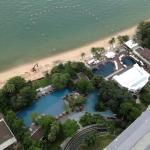 Wong Amat Beach Foto
