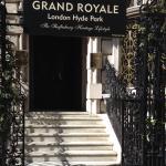 Photo de Grand Royale London Hyde Park
