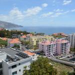 Eftermiddag från vår balkong