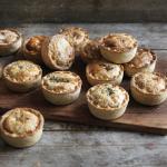 Choose from 16 award winning pies