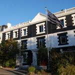 Façade de l'Hôtel Sud Bretagne