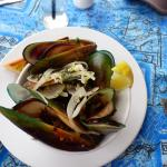New Zealand Green Mussels