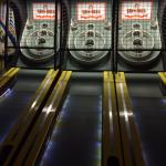 Skee Ball! Who doesn't love Skee Ball!?