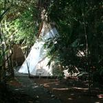Our teepee!