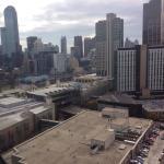 Window View - Crown Metropol Melbourne Photo