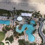 Aerial View from Oceanfront Suite
