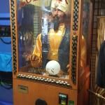 Can you guess what movies Zoltar is from!! This was at the entrance of the gift shop