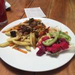 Healthy food! Saludpan#nueva experiencia
