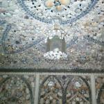 Ceiling beautifully restored