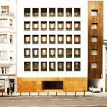 Square Nine Exterior - Front