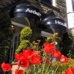 Arden House in Spring