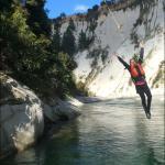 Dive into the pristine rive gorge
