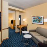 King Suite - Living Room