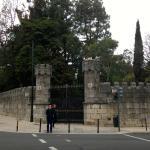 jardin Gulbekian à deux pas