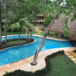 The Lodge at Uxmal Foto