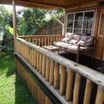 Nkuringo Bwindi Gorilla Lodge Resmi