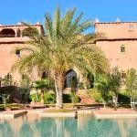 La kasbah d'Ouzoud Photo