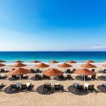 Sheraeton Rhodes Resort - Private Beach