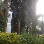 Vista dal parco