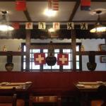 Swiss-theme restaurant