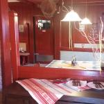 The hotels Halasz Csarde named restaurant