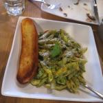 Pesto Grandma's Pasta