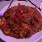 Gorkelli off special menu