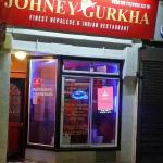 Nameste JOHNEY Gurkha