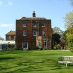 The house & garden room/extension
