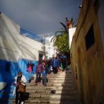 Rabat Old Town Foto